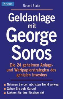 Geldanlage mit George Soros