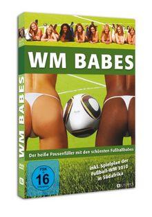 WM Babes - Erotik Clips - Sexy Spielerfrauen zeigen ihre Brüste und mehr..)