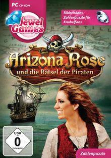 Jewel Games - Arizona Rose & die Rätsel der Piraten