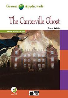 The Canterville Ghost: Englische Lektüre für das 2. und 3. Lernjahr. Buch + Audio-CD (Green Apple)