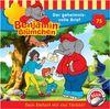 Benjamin Blümchen. Der geheimnisvolle Brief. CD