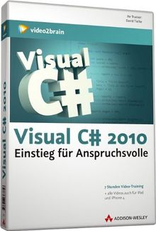Visual C# 2010 - Video-Training (PC+MAC+Linux+iPad)