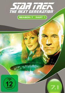 Star Trek - The Next Generation: Season 7, Part 1 [3 DVDs]