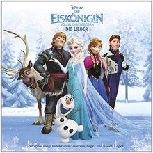 Die Eiskönigin - Völlig Unverfroren - Die Lieder (Frozen)