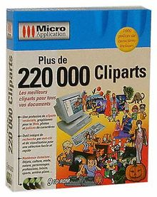 Plus de 220 000 cliparts [Import]