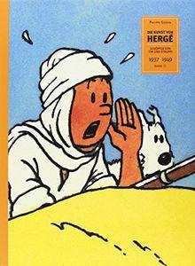 Die Kunst von Hergé 2: Schöpfer von Tim und Struppi - 1937-1949