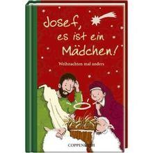 Josef, es ist ein Mädchen! Weihnachten mal anders: Der kleine TaschenFreund