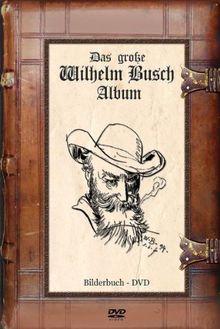 Das große Wilhelm Busch Album - Bilderbuch-DVD