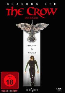 The Crow - Die Krähe [DVD]