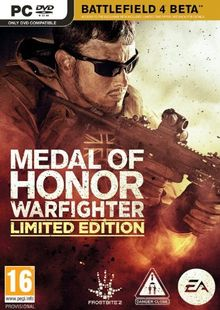 Medal of Honor: Warfighter - Limited Edition (PC DVD) [UK Import]
