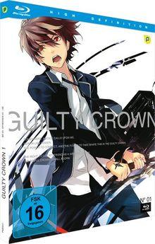 Guilty Crown - Vol. 1 [Blu-ray]