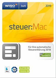 WISO steuer:Mac 2019 (für Steuerjahr 2018 / Frustfreie Verpackung)