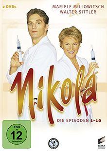 Nikola - Die Episoden 1-10 [2 DVDs]