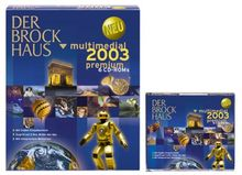 Der Brockhaus multimedial 2003 premium CD
