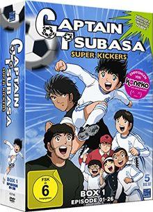Captain Tsubasa: Superkickers 2006 - Episoden 01-26 (5 Disc Set)