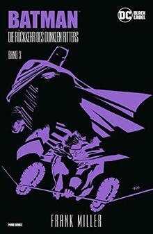 Batman: Die Rückkehr des Dunklen Ritters (Alben-Edition): Bd. 3 (von 4)