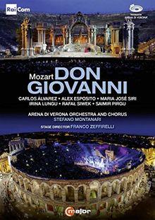 Don Giovanni (Arena di Verona, 2015) [2 DVDs]