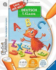 tiptoi® Lern mit mir!: tiptoi® Deutsch 1. Klasse