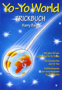 Yo-Yo World, Trick Buch