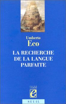 Rech.langue parf.ds cult.europ. (Faire Europe)
