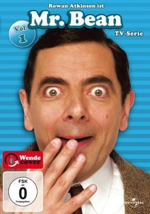 Mr. Bean - TV-Serie, Vol. 1