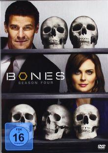 Bones: Die Knochenjägerin - Season 4 (7 DVDs)