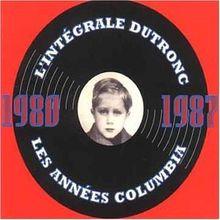 L'integrale Dutronc 1980-1987