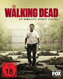 The Walking Dead - Die komplette sechste Staffel - Uncut [Blu-ray]
