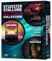 Sylvester Stallone - Box (3 DVDs)