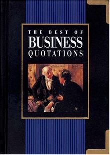 Business Quotations (Best of Quotations)
