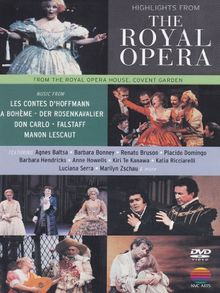 Various Artists - The Royal Opera: Highlights From The Royal Opera