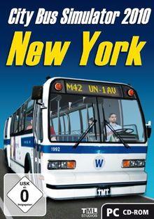 City Bus Simulator 2010 - New York