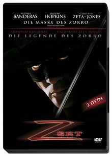 Zorro - Z Set (Maske & Legende des Zorro - 2 DVDs) [Deluxe Edition] [Deluxe Edition]