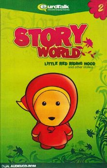 Story World: Little Red Riding Hood and Other Stories Pt. 2 (Storyworlds)