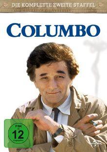 Columbo - 2. Staffel [4 DVDs]