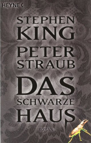das schwarze haus von stephen king. Black Bedroom Furniture Sets. Home Design Ideas