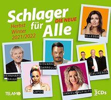 Schlager Für Alle-die Neue:Herbst/Winter 2021/2022