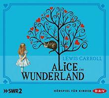 Alice im Wunderland: Hörspiel (1 CD)