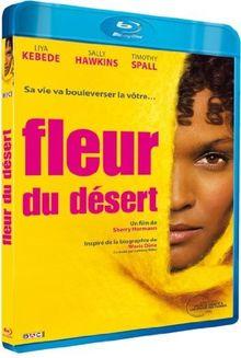 Fleur du desert [Blu-ray] [FR Import]