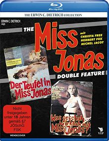 The Miss Jonas Double Feature (ECD Collection) [Blu-ray]