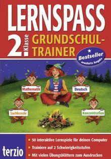 LERNSPASS - Grundschul-Trainer 2. Klasse