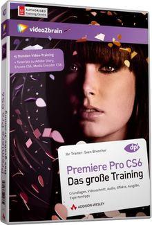 Premiere Pro CS6 - Video-Training
