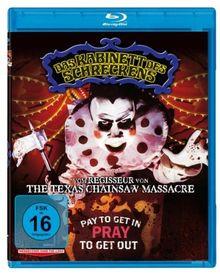 Kabinett des Schreckens [Blu-ray]