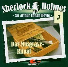 Sherlock Holmes 03-Musgrave