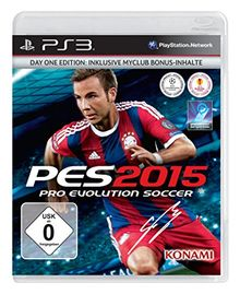 PES 2015 - Day 1 Edition - [PlayStation 3]
