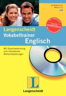 Langenscheidt Vokabeltrainer 2.0 Englisch