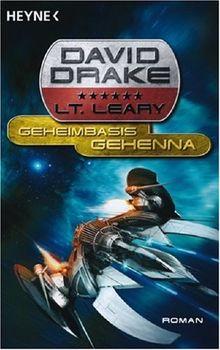 Geheimbasis Gehenna. Lt. Leary 03.
