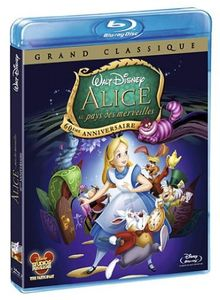 Alice au pays des merveilles [Blu-ray]