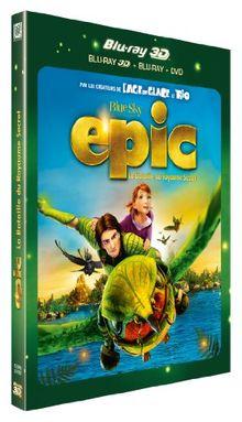 Epic - La bataille du Royaume Secret [Blu-ray 3D]