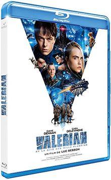 Valérian et la cité des mille planètes [Blu-ray] [FR Import]